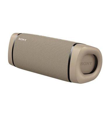 Sony extra bass wireless speaker taupe 6