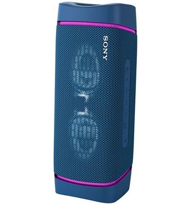 Sony extra bass wireless speaker blue 6