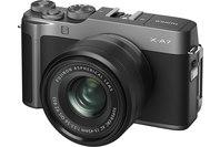 Fujifilm X-A7 XC15-45mm Kit Dark Silver