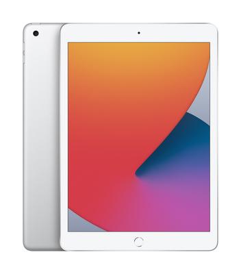 Apple 8th Gen 10.2-inch iPad Wi-Fi 32GB - Silver