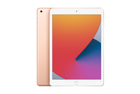 Apple 8th Gen 10.2-inch iPad Wi-Fi 128GB - Gold