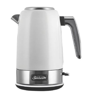 Sunbeam New York Collection Pot Kettle White/Silver