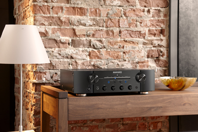 Marantz 2ch integrated amplifier with new phono eq   black   3