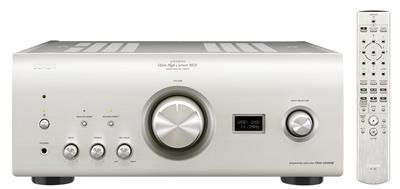 Denon 2x 160W Reference Integrated Amplifier - Silver