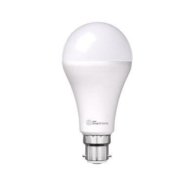 LASER SMART HOME WIFI 10W LED E22 LIGHT BULB - WHITE