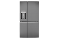 Westinghouse 686l French 4dr Fridge - Ice & Water - Dark