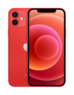 iPhone 12 256GB - Red