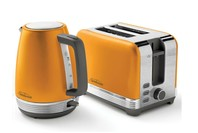 Sunbeam The Chic Collection Kettle & Toaster Pack - Yellow