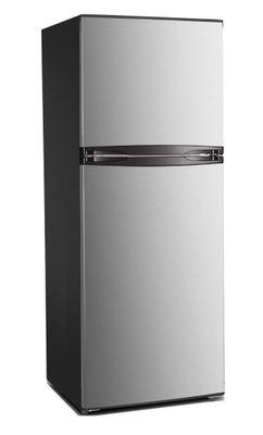 Robinhood 221L Refrigerator Fridge/Freezer Stainless Steel