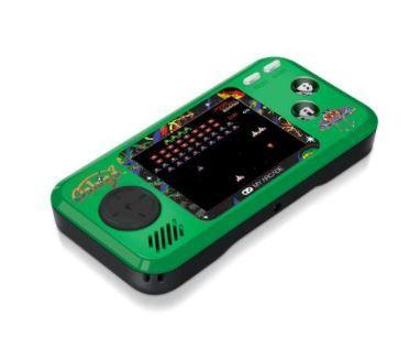 My arcade galaga pocket player 2