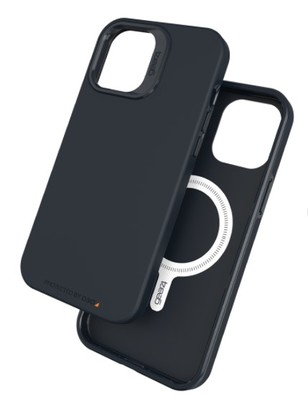 Gear4 - Rio Snap Case for Apple iPhone 12 Pro Max - Black