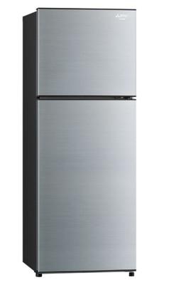 Mitsubishi 263L Top Mount Inverter Refrigerator - Stainless Steel