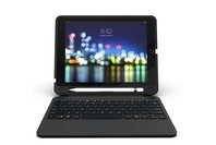 "Zagg Slim Book Go Keyboard For Apple iPad 10.2"" - Black"