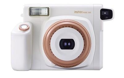 Fujifilm Instax Wide 300 Instant Film Camera - Toffee