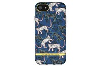 Richmond & Finch  - Blue Leopard iPhone 6/7/8/SE Cover