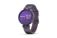 Garmin Lily - Sport Edition Midnight Orchid Bezel with Deep Orchid Case and Silicone Band