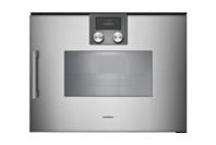 Gaggenau 200 Series Metallic Combi-steam Oven Right Hinge 45cm