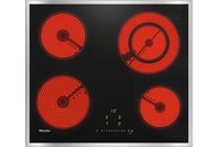 Miele Electric Cooktop 4 Zone with Onset Controls