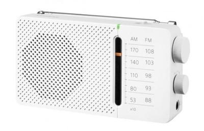 Sangean Portable Radio - White