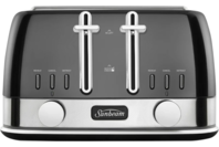 Sunbeam  New York 4 Slice Toaster - Grey