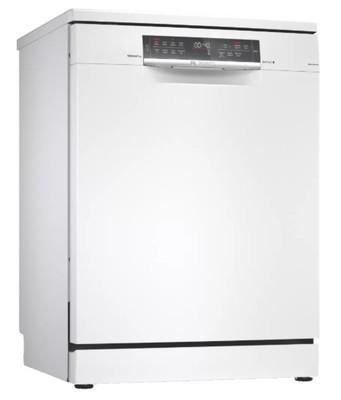 Bosch Series 6 Free Standing Dishwasher 60cm White