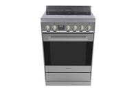 Parmco 600mm Freestanding Stove Stainless Steel Ceramic