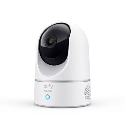 Eufy Security Camera - 2K Resolution, Indoor, Pan & Tilt