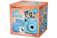 FujifilmInstax Mini 11 Blue Limited Edition Gift Pack