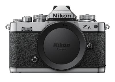 Nikon Z FC Black With Nikkor Z 28mm F2.8 SE