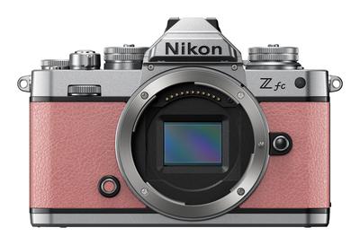 Nikon Z FC Coral Pink With Nikkor Z 28mm F2.8 SE