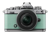 Nikon Z FC Mint Green With Nikkor Z 28mm F2.8 SE