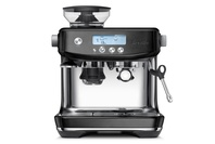 Breville The Barista Pro Coffee Machine Black Stainless Steel