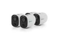 Swann Xtreem Wireless Security Camera - 4 Pack