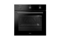 Haier Single 65L 4 Function Black Oven