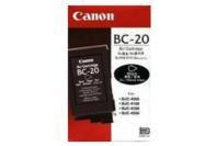 Canon Series/Bjc5500/S100Sp Black Cartridge