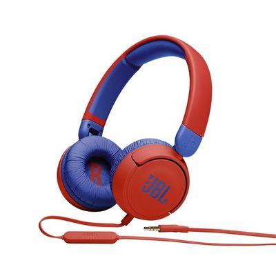 JBL JR310 Kids on-ear Wired Headphones - Red