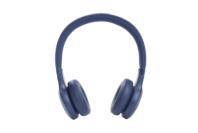 JBL Live 460NC Headphones - Blue