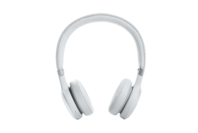 JBL Live 460NC Headphones - White