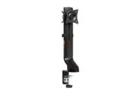 Kensington Monitor Arm Space Saving Single Bk