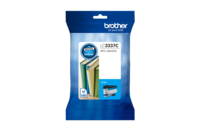 Brother LC3337C Cyan Ink Cartridge - Single Pack