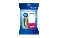 Brother LC3337M Magenta Ink Cartridge - Single Pack
