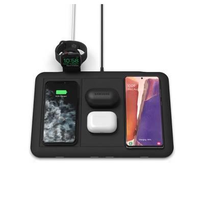 Mophie 4 in 1 Wireless Charging Matte Black