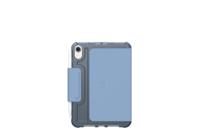 UAG Lucent Series iPad Mini (6th Gen, 2021) Case - Cerulean