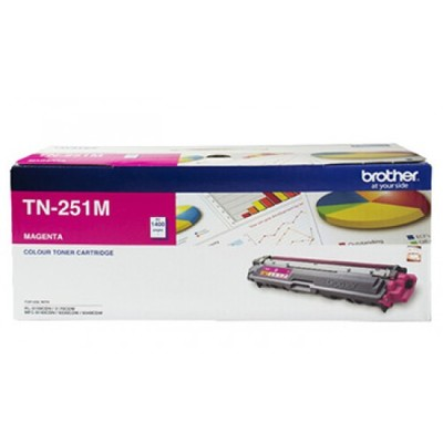 Brother Toner 1400 yield - Magenta