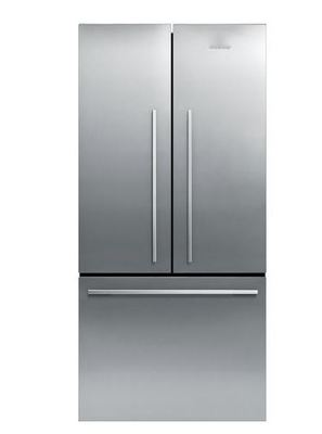 Fisher & Paykel 519L ActiveSmart French Door Fridge - Stainless Steel