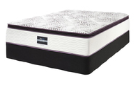 SLEEPMAKER SAVANNAH PLUSH MATTRESS KING