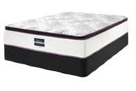 SLEEPMAKER SAVANNAH MEDIUM MATTRESS & BASE KING SINGLE