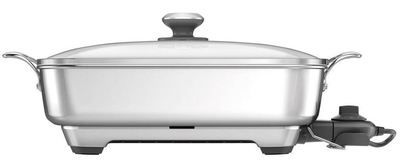 Breville the Thermal Pro Stainless Frypan