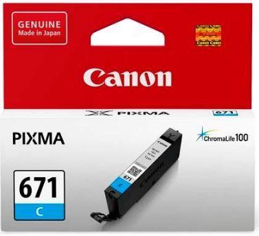 Canon CLI671C Cyan Ink Cartridge