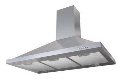 Robinhood 90cm Stainless Steel Canopy Rangehood